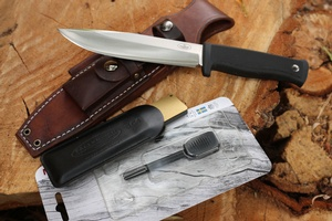 Fallkniven A1 Custom Bushcraft Leather Kit
