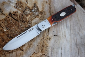 Fallkniven GP Jigged Bone