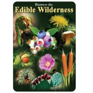 Edible Wilderness card set