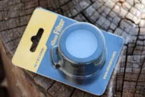Nitecore 40MM Filter (Diffused white)