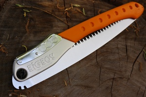 Silky Bigboy 2000 Orange handle