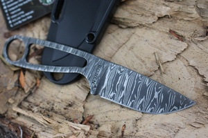 ESEE Knives Damascus Izula Limited Edition