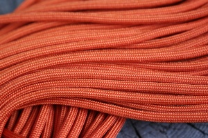 Paracord Commercial 550 INT Orange 50 ft