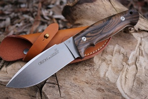 Viper Knives Orion Ziricote Handle