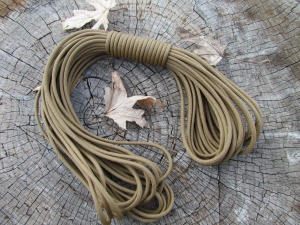 Paracord Commercial Coyote Brown 50 ft