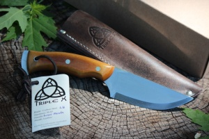 Highland Bushcraft Knife