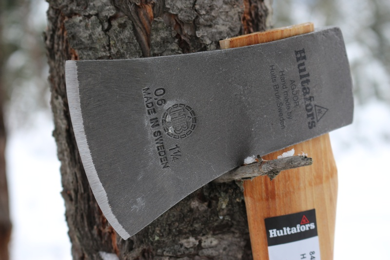 Hultafors Forest Hatchet Bushcraft Canada