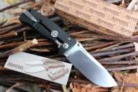 Lionsteel SR1 Aluminium Black Photo