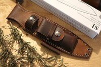 Canadian Bushcraft Leather S1 Sheath