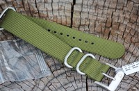 Heavy Duty watch straps (x2 Colours)