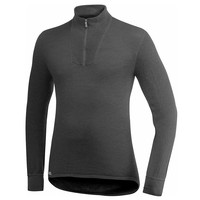 Woolpower Turtleneck 400 Black