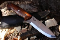 CPMS90V laminate Canadian bushcraft knife