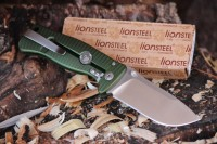 Lionsteel SR2 Aluminium Green Photo