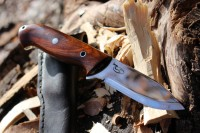 CPMS90V laminate Canadian bushcraft knife 3.5in