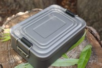 Aluminium Survival kit Box Photo
