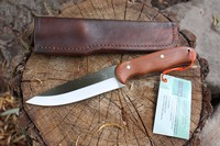 Diving Sparrow Woodsman Natural Micarta