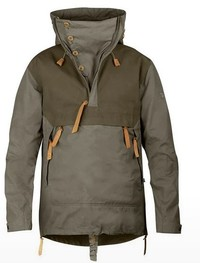 Fjallraven Anorak N08 Dark Olive Photo