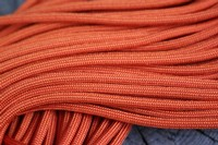 MIL SPEC Paracord INT Orange 50FT Photo