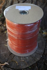 MIL SPEC Paracord INT Orange 1000FT Spool Photo