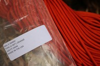 MIL SPEC 750 9 strand Paracord INT Orange 100FT Photo