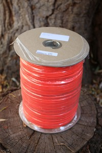 Paracord Commercial 550 Orange 1000 ft