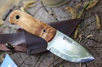 Helle Survivorman Neck knife Mandra