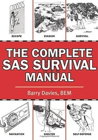 The Complete SAS Survival Guide by Barry Davies Photo