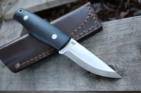 Enzo Elver Scandi Black G10 Photo