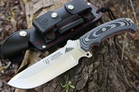 Cudeman 155 MC Survival Knife Full Sheath