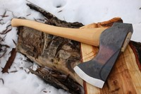 Council Tool Company Woodcraft 23in Pack Axe