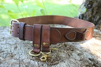 Canadian Bushcraft Gear Belt Photo