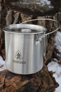 Pathfinder Bush Pot 64oz