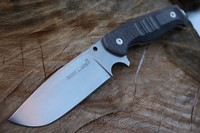 Viper Knives Borr Black Micarta handle