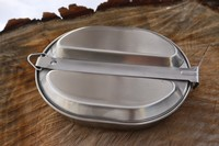 Stainless Steel Mess Tin Photo