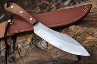 Grohmann No4 Survival Knife Stainless Photo