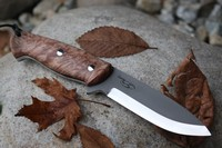Cosmo Bushcraft 80CRV2 Maple Burl