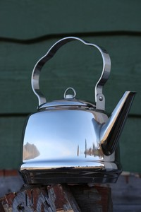 Petromax Stainless Steel Camp Kettle Small Photo