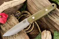 Barkriver Bushcrafter 3V Green Canvas Photo