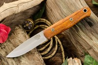 Barkriver Ultralite Bushcrafter Elmax Desert Ironwood Red Liner Mosaic #2 Photo