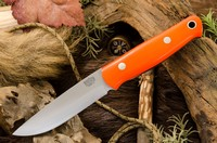 Barkriver Bushcrafter 2 CPM 3V Blaze Orange G-10 Photo