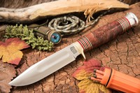 Barkriver Canoe Cru-Wear Red Spalted maple Burl #1 Photo