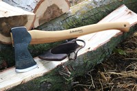 Hultafors Premium Forest Classic Hand Forged Axe Photo