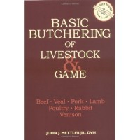 Basic Butchering of livestock and game Photo