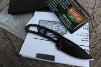 ESEE Knives Candiru BLACK Blade Photo
