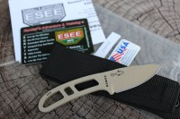 ESEE Knives Candiru DT Blade Photo
