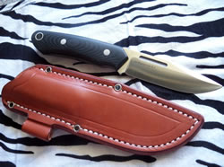 BRKT Springbok with Sheath